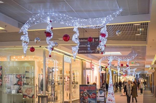 Feestverlichting winkelcentrum malideco 2-2
