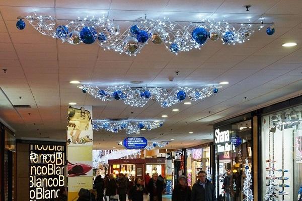 Feestverlichting winkelcentrum malideco 4-2