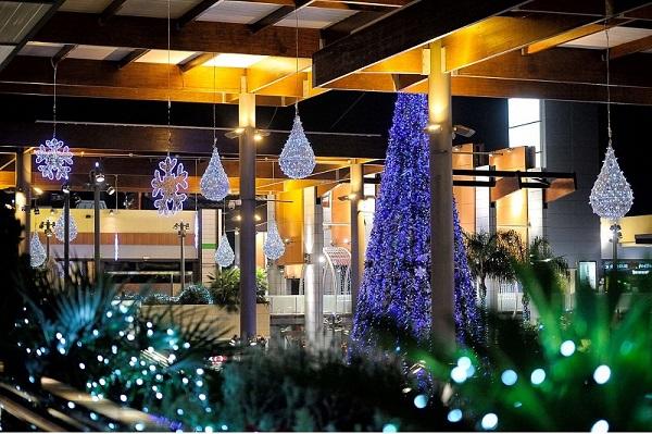 Feestverlichting winkelcentrum malideco 5-2